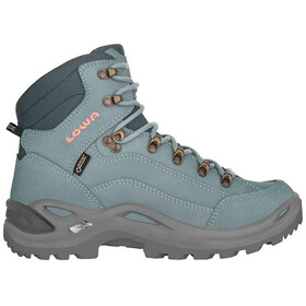 Lowa Renegade GTX Scarpe Donna, ice blue/salmon